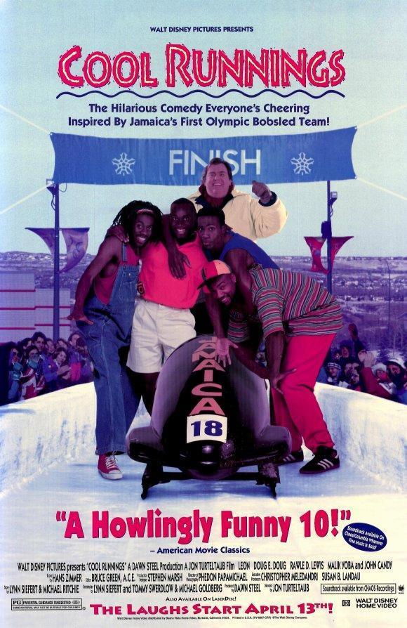 Jamaica bajo cero (1993) HD Latino 1Fichier ()
