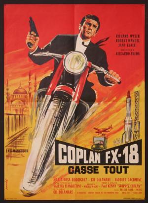 Coplan FX-18 Strike Again