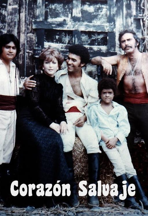 coraz243n salvaje tv series 1977 filmaffinity