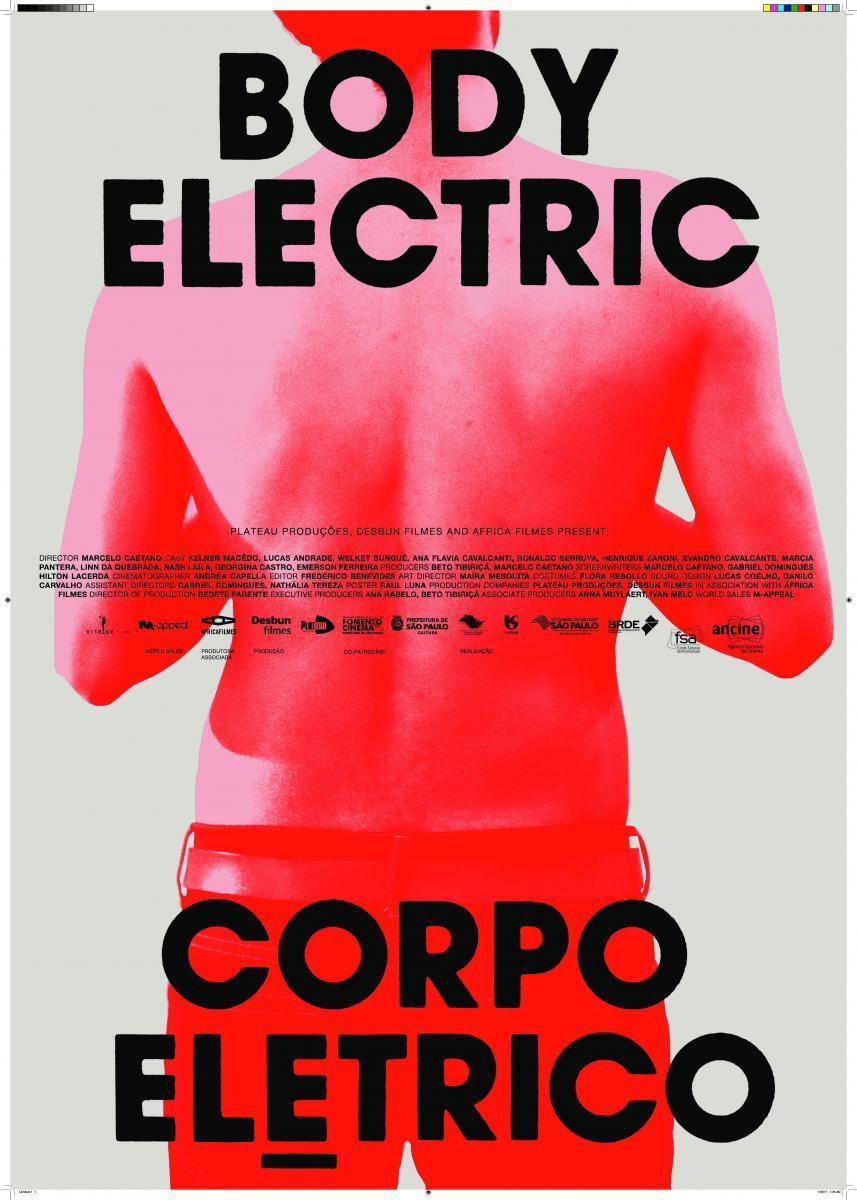 body electric gay Galleria Metropolis