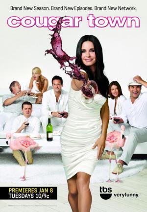Cougar Town (Serie de TV)