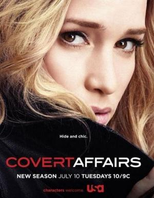 Covert Affairs (Serie de TV)