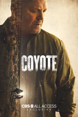 Основной постер сериала Койот