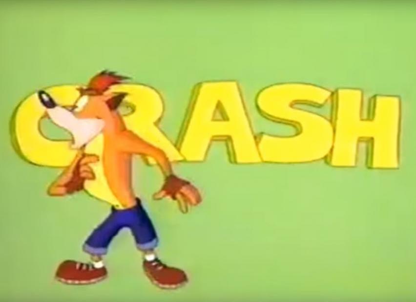 Crash Animated Series