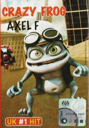Crazy Frog: Axel F (Music Video)
