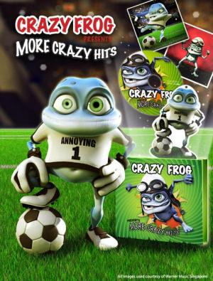 Crazy Frog: We Are the Champions (Ding a Dang Dong) (Music Video)