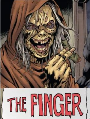 Creepshow: The Finger (TV)