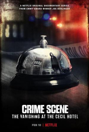 Escena del crimen: Desaparición en el Hotel Cecil (Serie de TV)