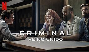 Criminal: UK (Miniserie de TV)