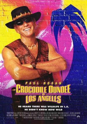 Cocodrilo Dundee en Hollywood