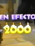 En efecto 2000 (TV)