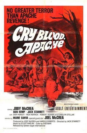 Grito de sangre Apache