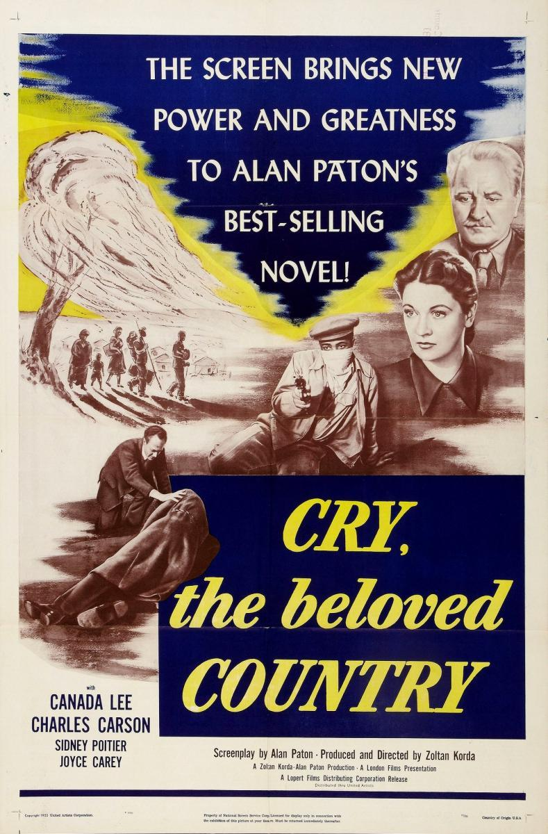 the themes of violence and prejudice in alan patons cry the beloved country In cry, the beloved country, reverend stephen kumalo contends with the fact that his son absalom has murdered arthur jarvis kumalo meets jarvis's father, who's so moved by his son's good works.