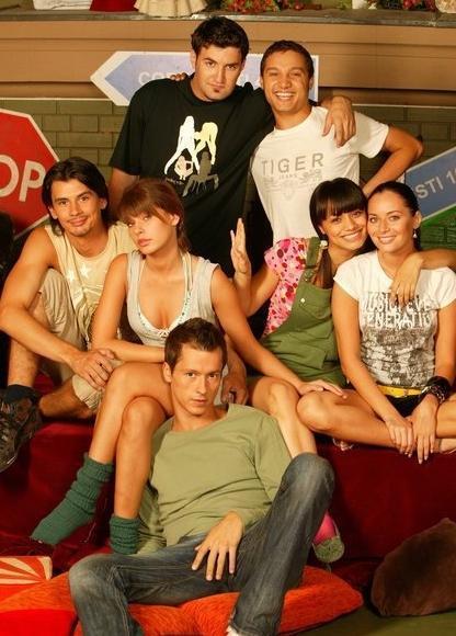 Un paso adelante (Serie de TV) (2007) - FilmAffinityUn Paso Adelante Pelicula
