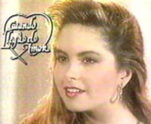 Cuando llega el amor (Serie de TV)