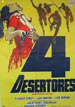 Cuatro desertores