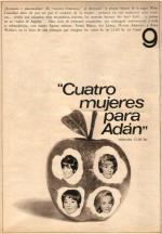Cuatro mujeres para Adán (Serie de TV)