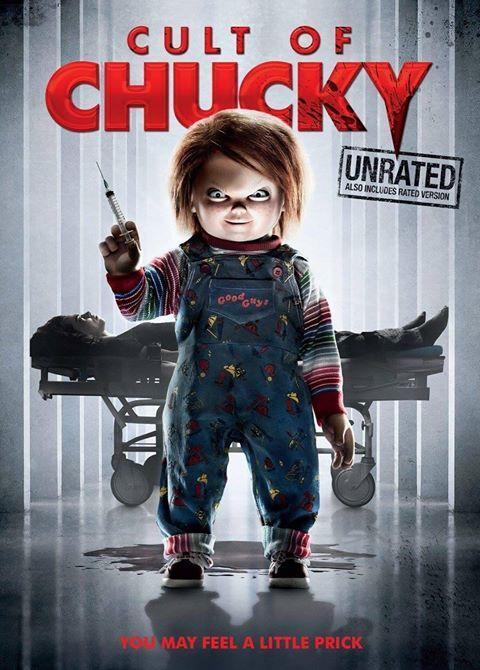 El culto de Chucky [2017], [1080p] [Dual – Latino] [GD]