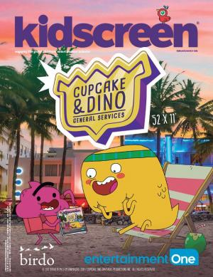 Cupcake & Dino: General Services (TV Series)