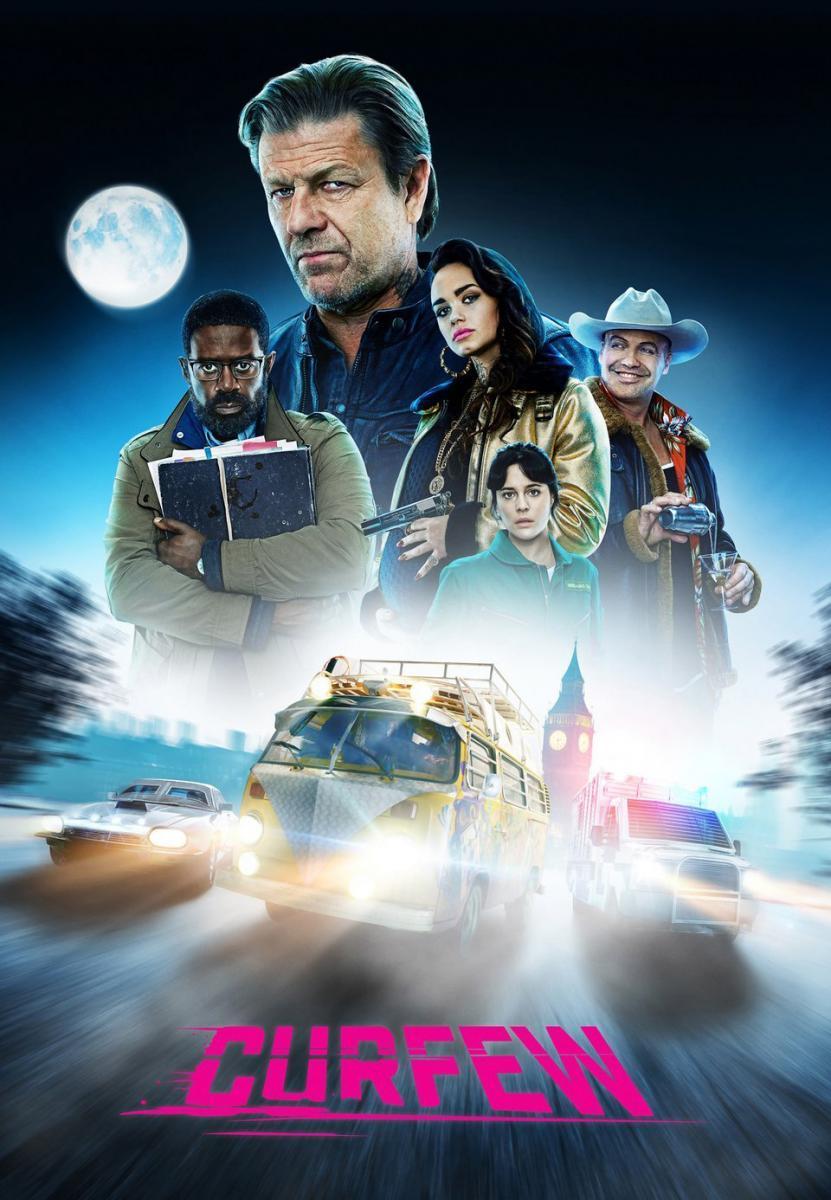 Toque de queda (Serie de TV) (2019) - FilmAffinity