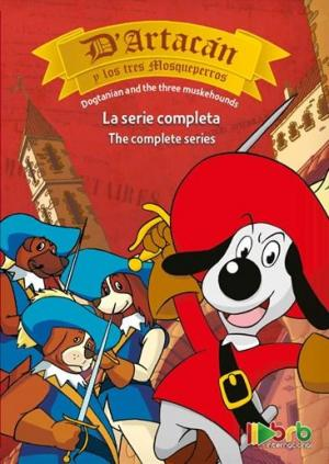 D'Artacan y los tres mosqueperros (Serie de TV)