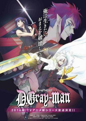 D.Gray-man Hallow (Serie de TV)