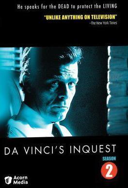 Da Vinci's Inquest (TV Series) (Serie de TV)