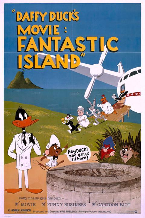 Fantastic Island Movie