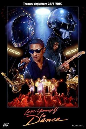 Daft Punk & Pharrell Williams: Lose Yourself to Dance (Vídeo musical)