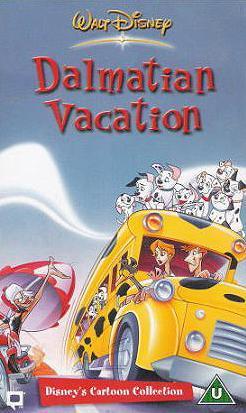 101 dálmatas de vacaciones