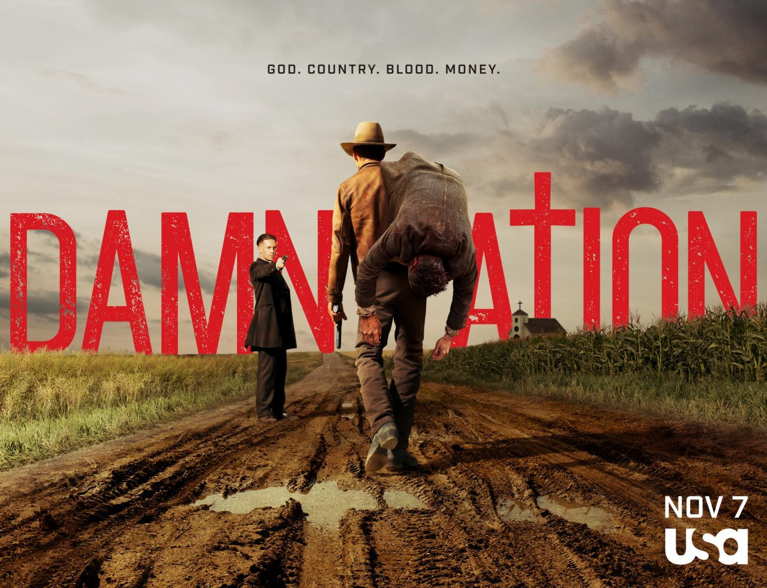 Damnation Serie