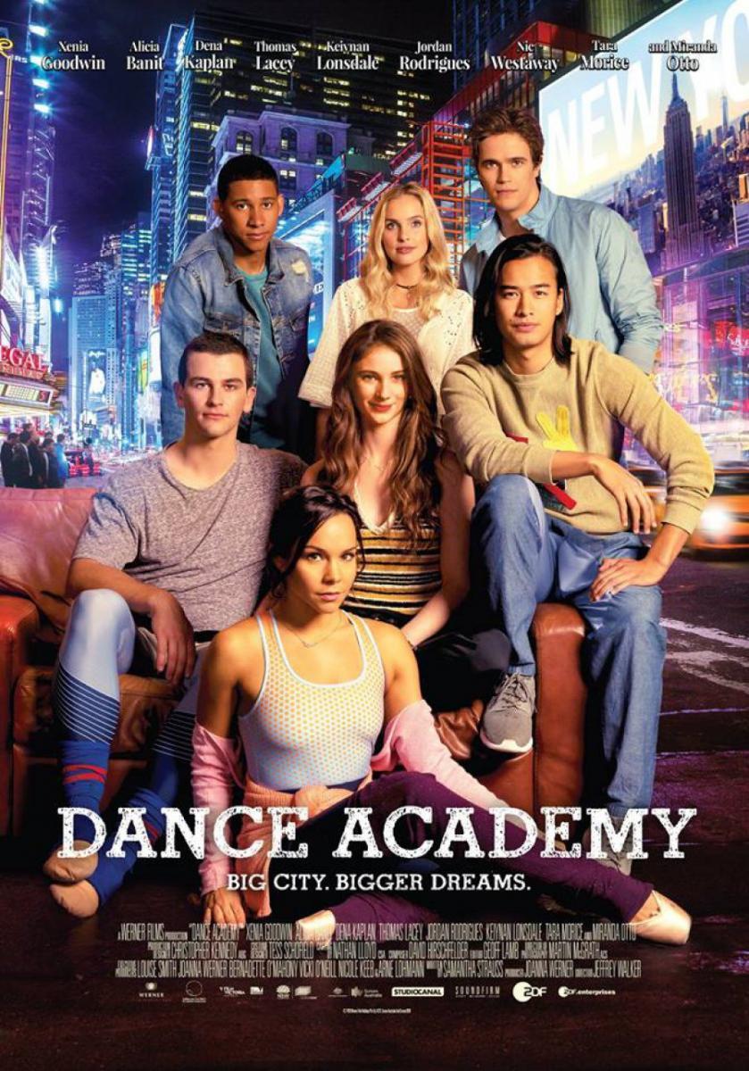 dance academy the movie 2017 filmaffinity. Black Bedroom Furniture Sets. Home Design Ideas