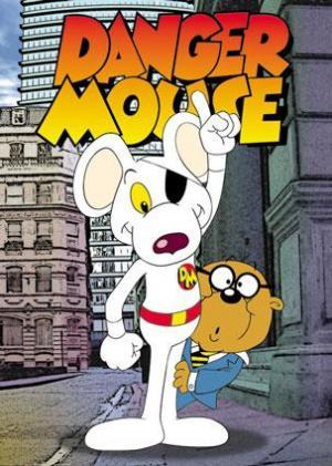 Danger Mouse, el ratón justiciero (Serie de TV)