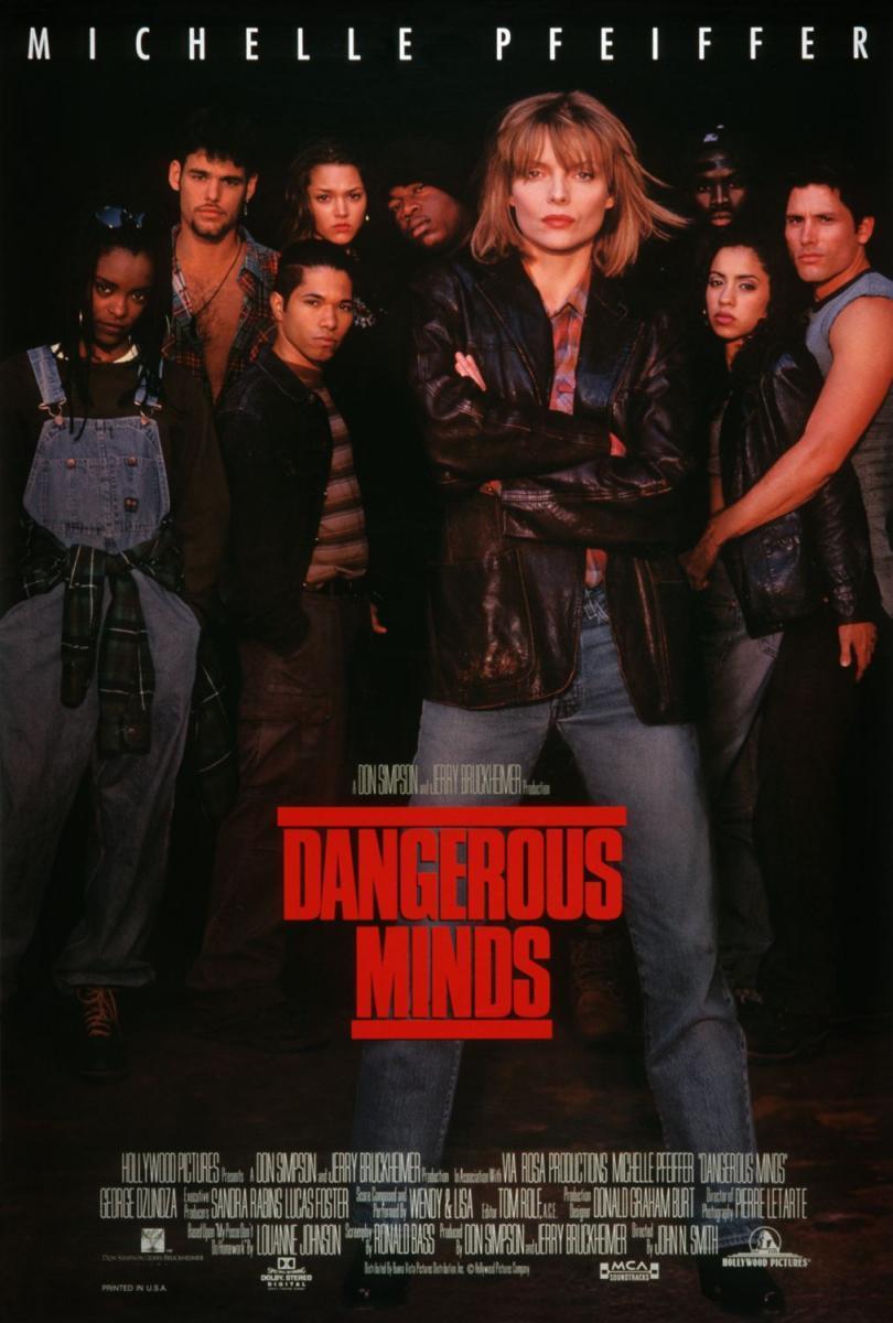 Mentes peligrosas (1995) - FilmAffinity