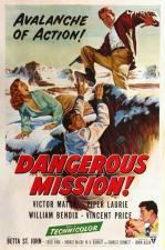 Nieves traidoras (Misión peligrosa)