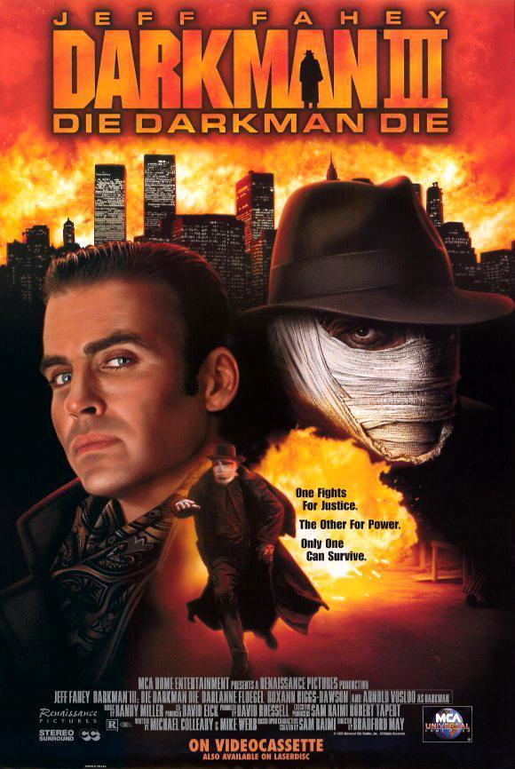 Darkman III: Muere, Darkman, Muere (1996) 1 LINK Latino HD ()