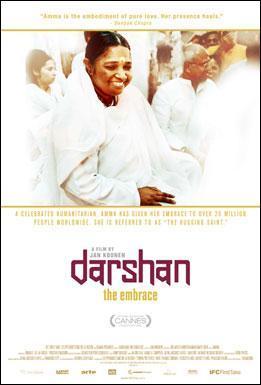 Darshan: el abrazo