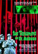 The Testament of Dr. Mabuse / The Terror of Doctor Mabuse