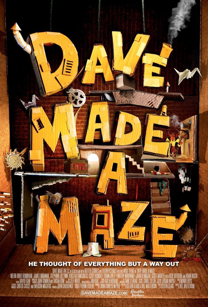 Últimas películas que has visto - (La liga 2018 en el primer post) - Página 7 Dave_made_a_maze-772989478-large