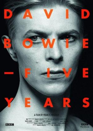 David Bowie: Cinco años (TV)