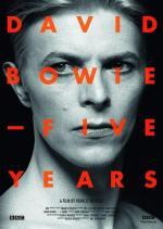 David Bowie: Cinco años (TV)