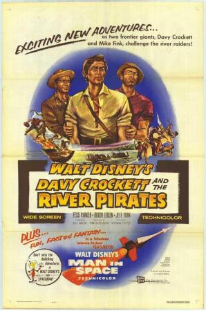 Davy Crockett and the River Pirates (Davy Crockett & the River Pirates)