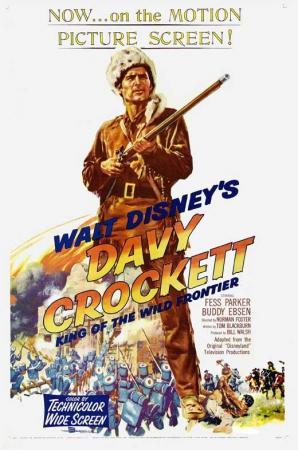 Davy Crockett - Rey de la frontera