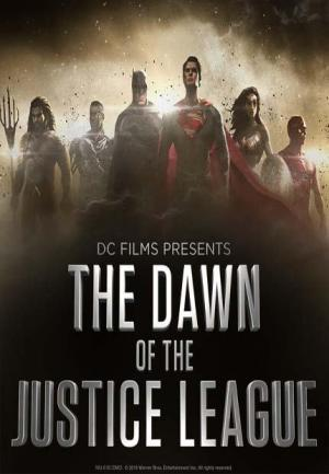 Dawn of the Justice League (TV) (TV)
