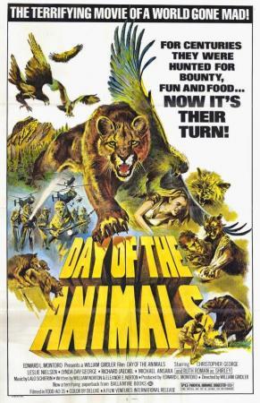 Un día de furia animal