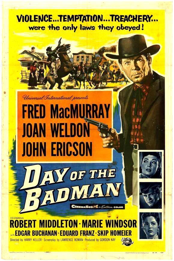 Day of the Bad Man (1958) - FilmAffinity