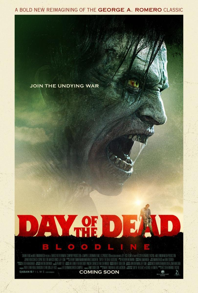 Day of the Dead: Bloodline (2018) ()