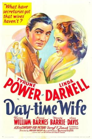 Day-Time Wife