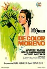 De color moreno