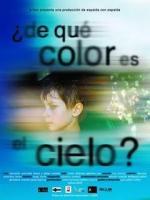 ¿De qué color es el cielo?